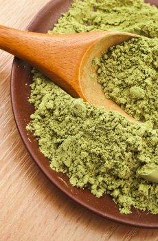Super Green Malay Kratom Powder
