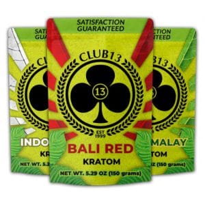 Club 13 kratom products