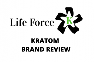 LIFE FORCE KRATOM BRAND REVIEW