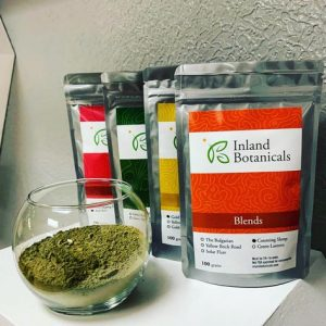 inland botanicals kratom brand review