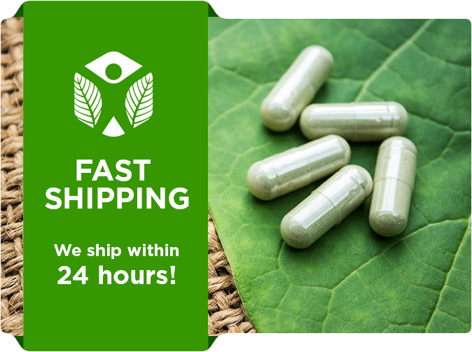 Fast shipping, kratom shipped within 24 hours