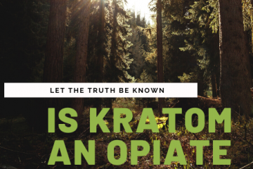 Is Kratom an Opiate