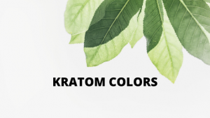 buy kratom capsules kratom vein colors