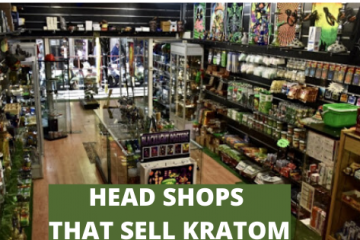 headshops near me that sell kratom