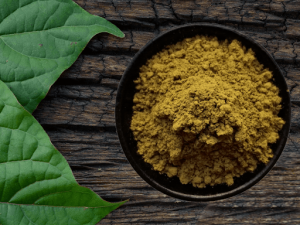 kratom and alcohol extract
