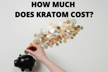 how much does kratom cost