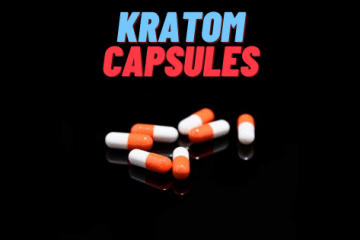 kratom capsules for sale