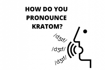 HOW TO PRONOUNCE KRATOM
