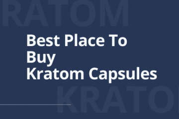 best place to buy kratom capsules