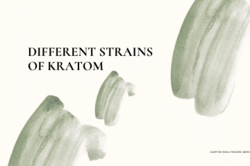 different strains of kratom