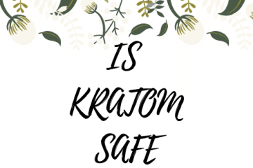 is kratom safe to use