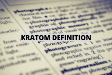 BUY kratom definition