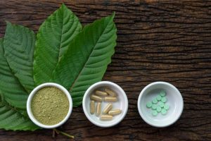 what is kratom powder