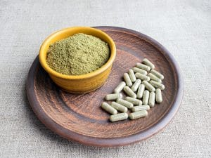 mixing coffee and kratom